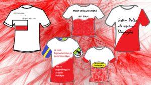 Konkurs na koszulkę patriotyczną