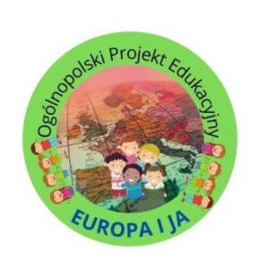 Europa i ja- Projekt edukacyjny